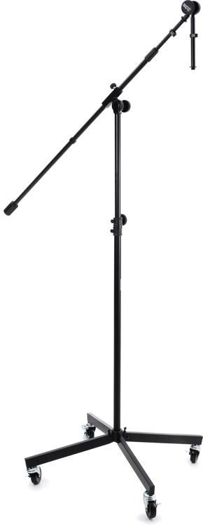 On-Stage Stands SB96+ Studio Boom Mic Stand image 1