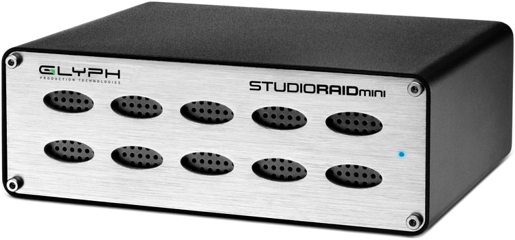 Glyph StudioRAID mini 1TB Portable Hard Drive image 1
