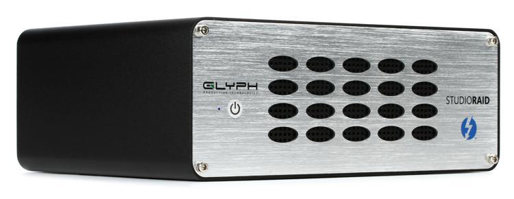 Glyph StudioRAID Thunderbolt 2 - 4TB Desktop Hard Drive image 1