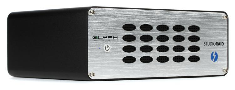 Glyph StudioRAID Thunderbolt 2 - 6TB Desktop Hard Drive image 1