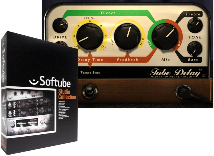 Softube Studio Collection Plug-in Bundle image 1