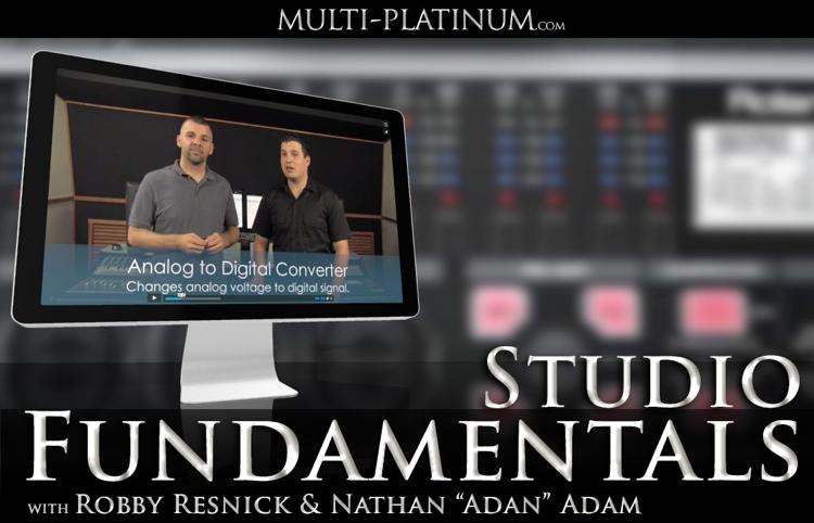 Multi Platinum Studio Fundamentals Interactive Course image 1