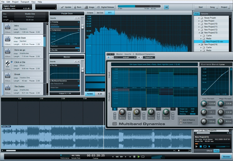 PreSonus Studio One Pro - Pro - Full License image 1