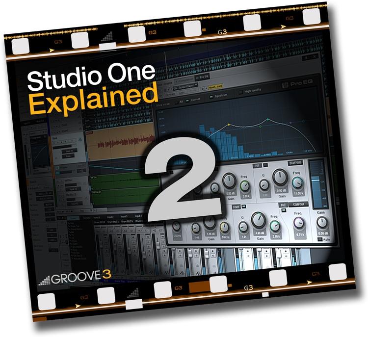 Groove3 Studio One 2 Explained image 1