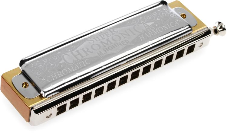 Hohner Super Chromonica - Key of C image 1