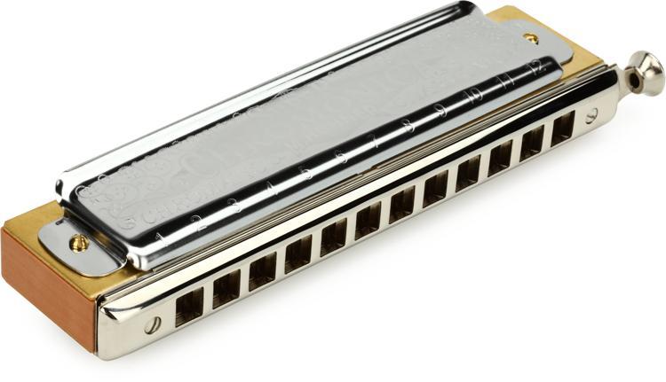 Hohner Super Chromonica - Key of D image 1