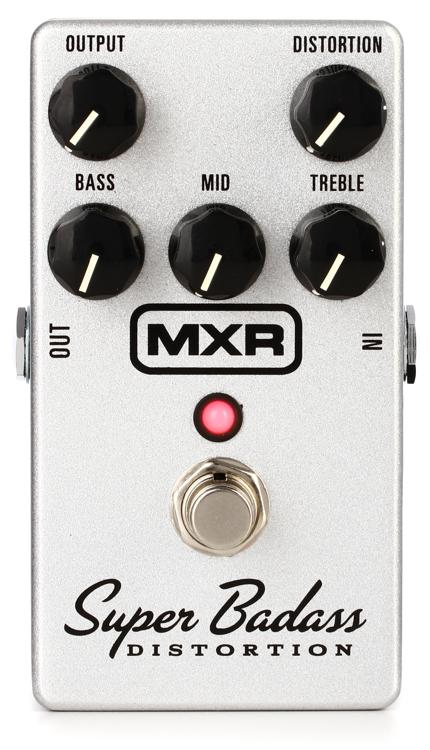 MXR M75 Super Badass Distortion Pedal image 1