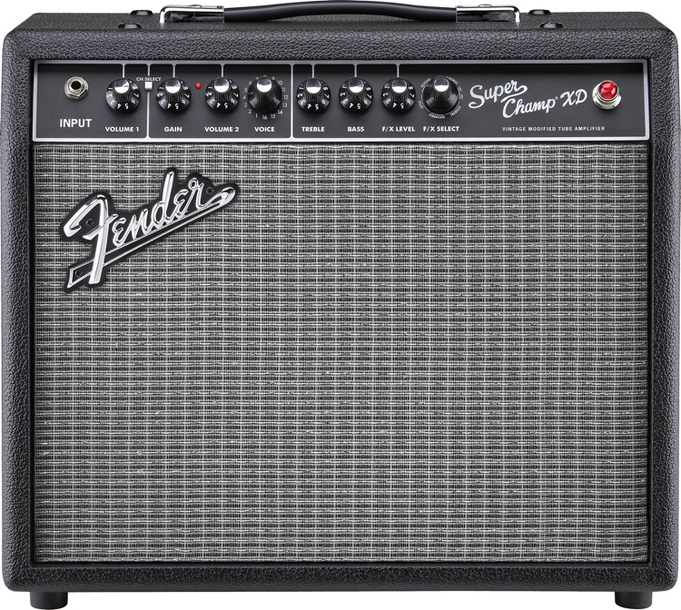Fender Super Champ XD image 1