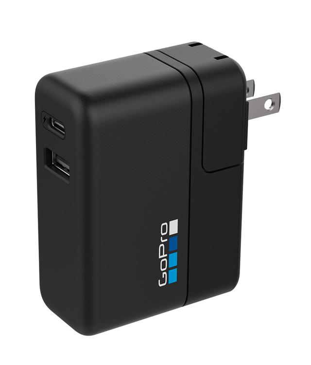 GoPro Supercharger International Dual-Port USB Charger for GoPro image 1