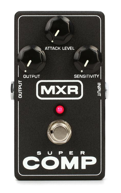 MXR M132 Supercomp Compressor Pedal image 1