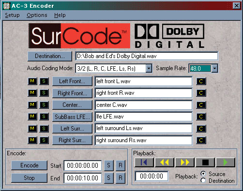 Minnetonka SurCode for Dolby Digital v2 5.1 image 1