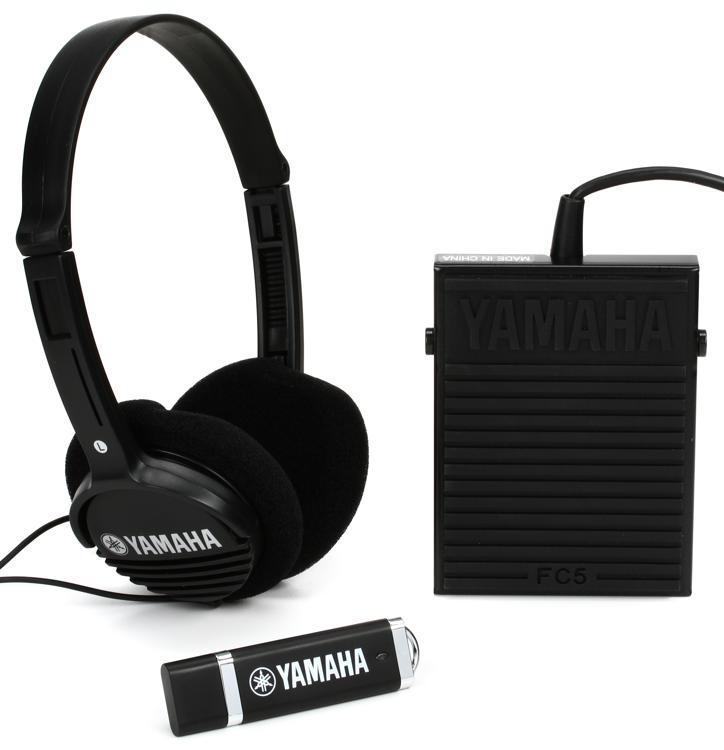 Yamaha SK AW Survival Kit for Arranger Workstations image 1