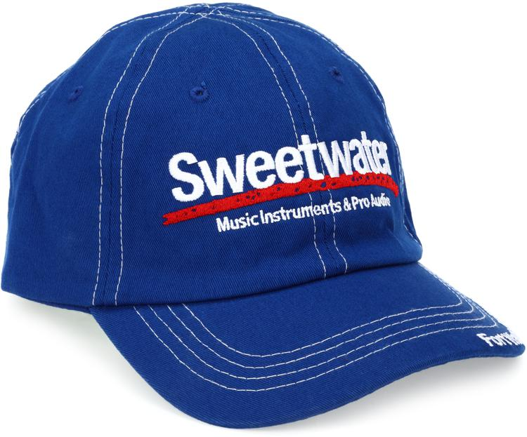 Sweetwater Baseball Cap - Royal Blue image 1