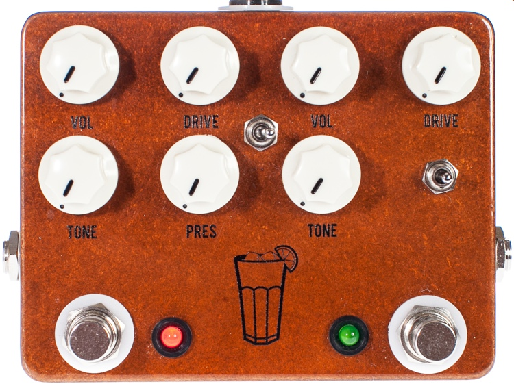 JHS Sweet Tea 2-in-1 Dual Overdrive Pedal image 1