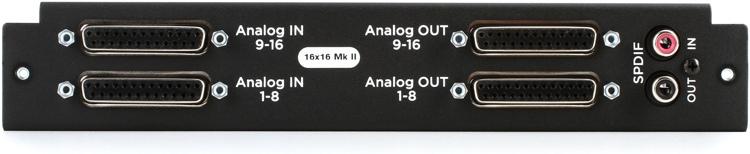 Apogee 16X16S2 - Symphony I/O Module image 1