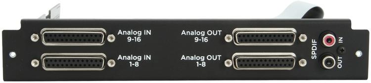 Apogee 16x16 Analog I/O - Symphony I/O Module image 1