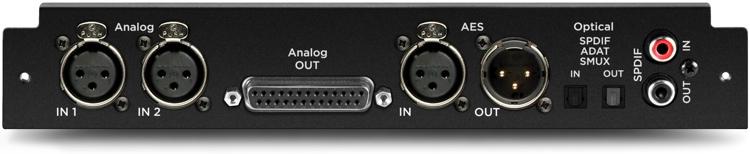 Apogee 2x6 Analog I/O + 8x8 Digital I/O - Symphony I/O Module image 1