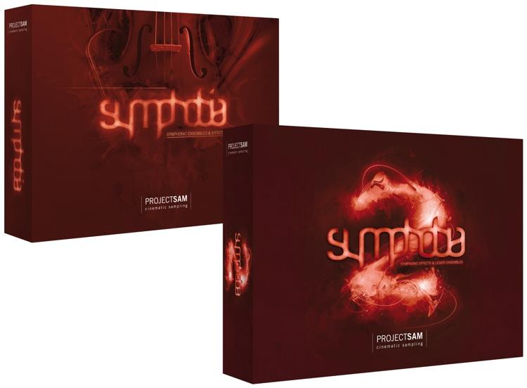 ProjectSAM Symphobia 1+2 Duo Pack image 1