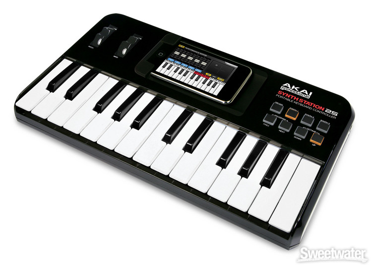 Akai Professional SynthStation25 image 1