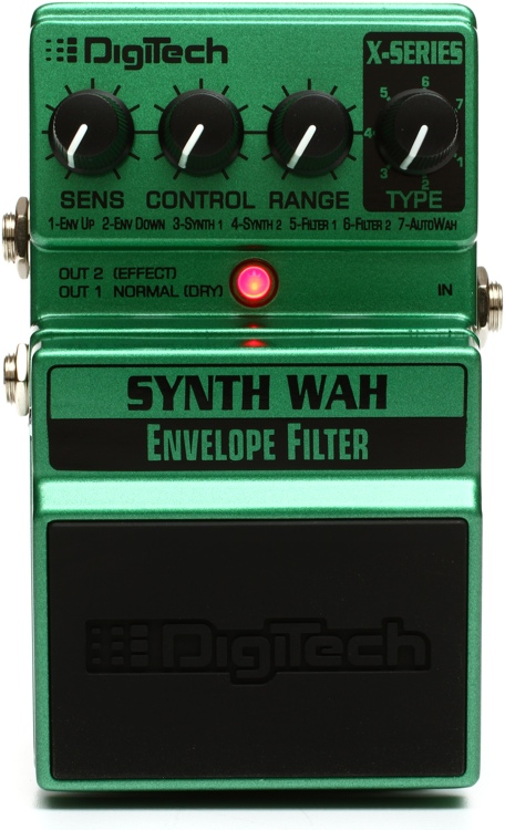 DigiTech Synth Wah Envelope Filter Pedal image 1