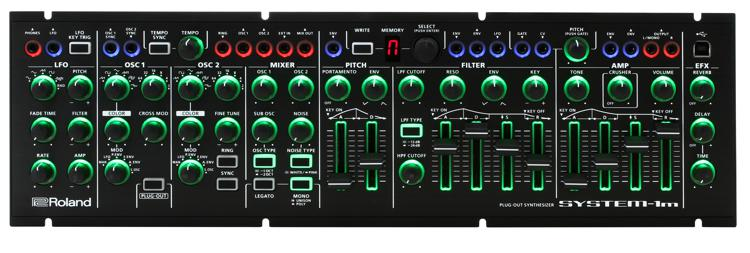 Roland System-1m Plug-out Synthesizer image 1