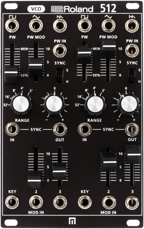 Roland System-500 512 Dual VCO Eurorack Module image 1