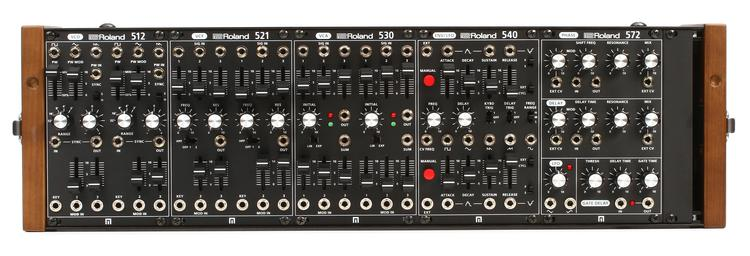 Roland System-500 Complete Set Eurorack Synthesizer System image 1