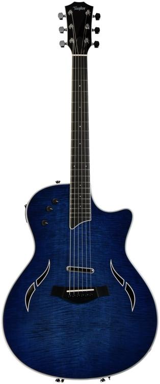 Taylor T5 Standard Maple - Blue Edge Burst image 1
