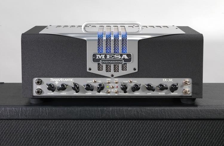 Mesa/Boogie TransAtlantic TA-30 30-Watt Head image 1