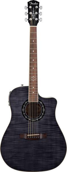 Fender T-Bucket 300 CE - Black image 1