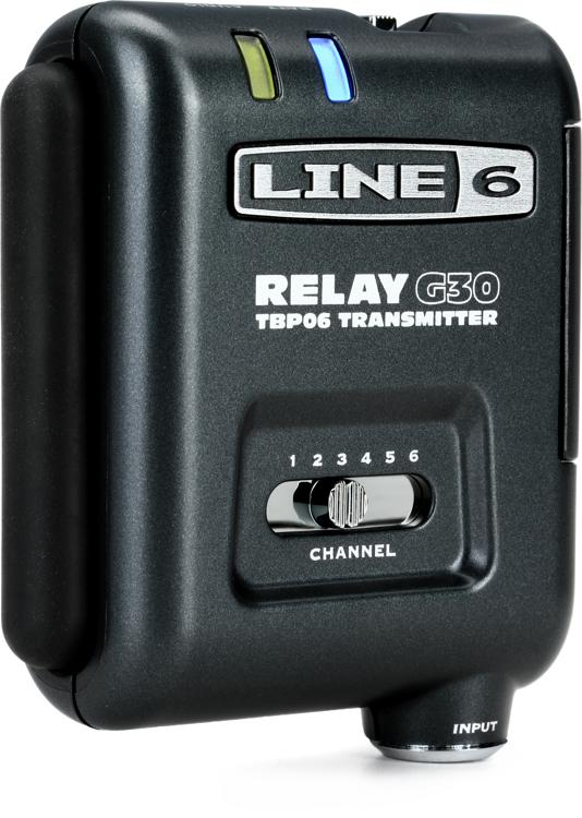 Line 6 TBP06 - Beltpack Transmitter for Relay G30 image 1