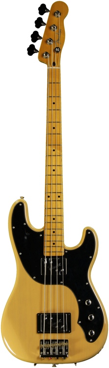 Fender Modern Player Telecaster Bass - Butterscotch Blonde image 1