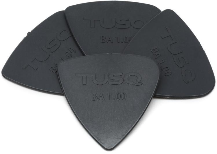 Graph Tech Tusq Bi-Angle 1.0mm Pick - Deep 4-Pack image 1