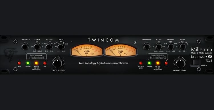 Millennia TCL-2 Plug-in image 1