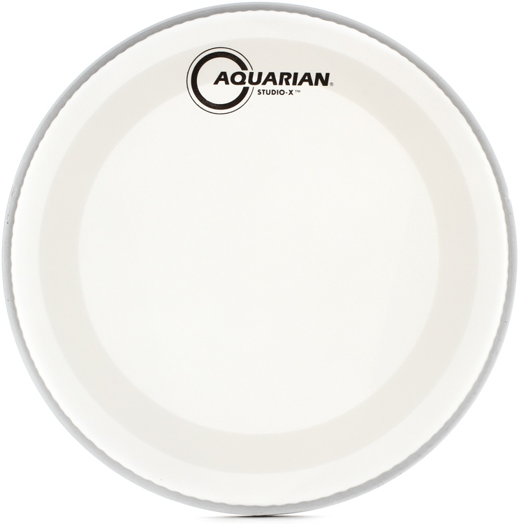 Aquarian Drumheads Studio X Series Drum Head 10