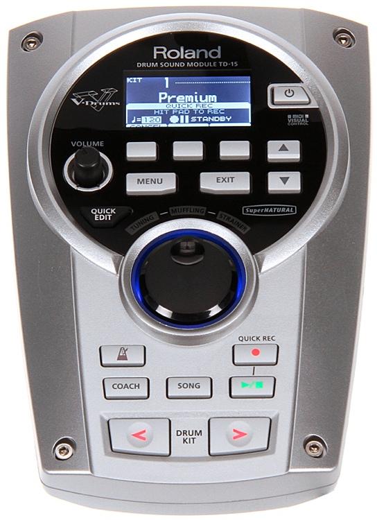 Roland Drum Sound Module TD-15 image 1