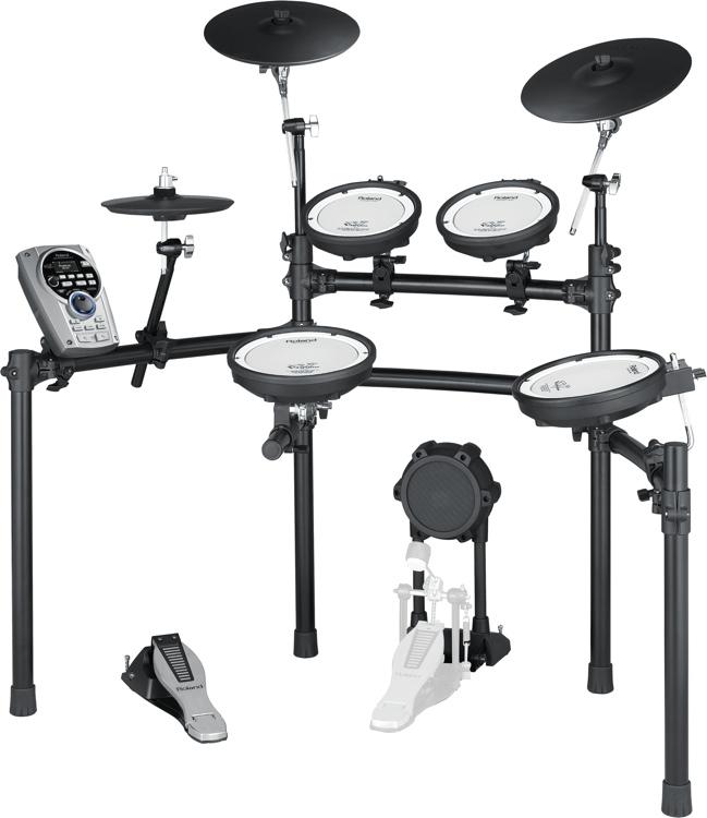 Roland V-Drums TD-15K V-Tour Set image 1