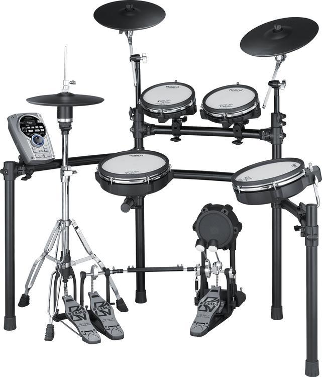 Roland V-Drums TD-15KV V-Tour Set image 1
