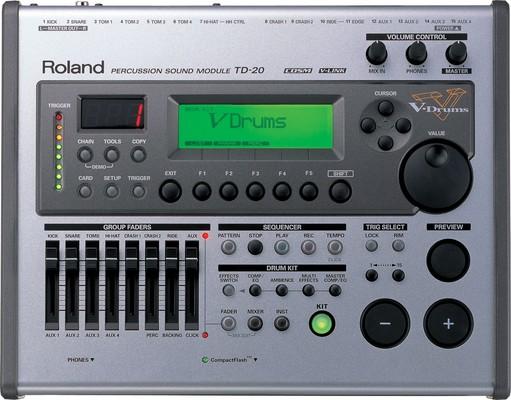 Roland V-Drums TD-20 image 1