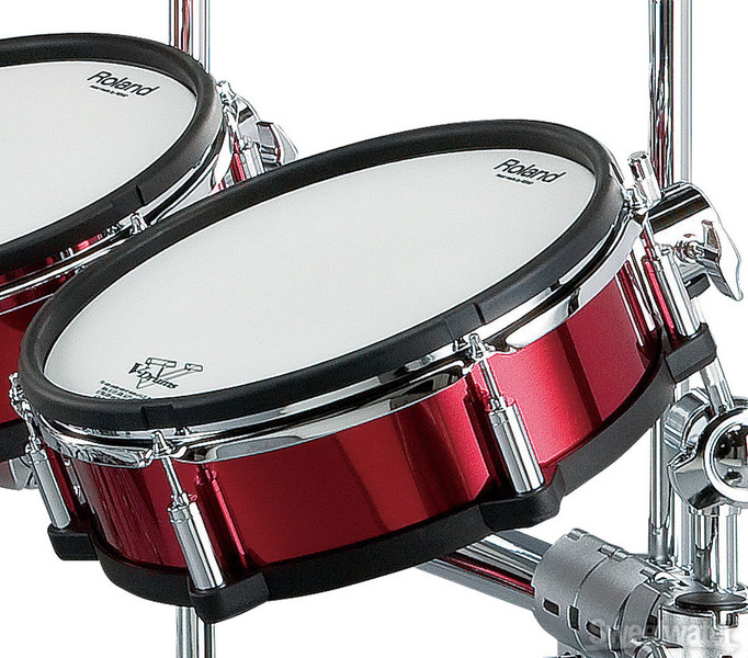Roland CV-20KX Shell Wrap Package for TD-20SX - Red image 1