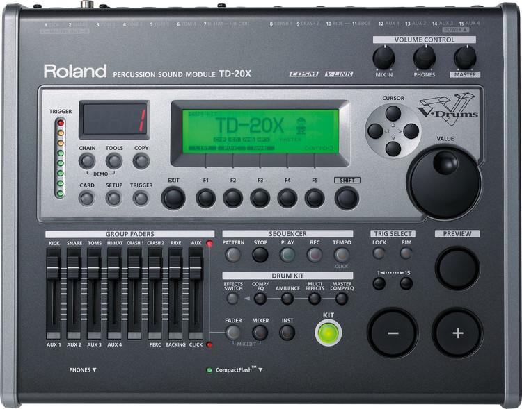 Roland TD-20X image 1