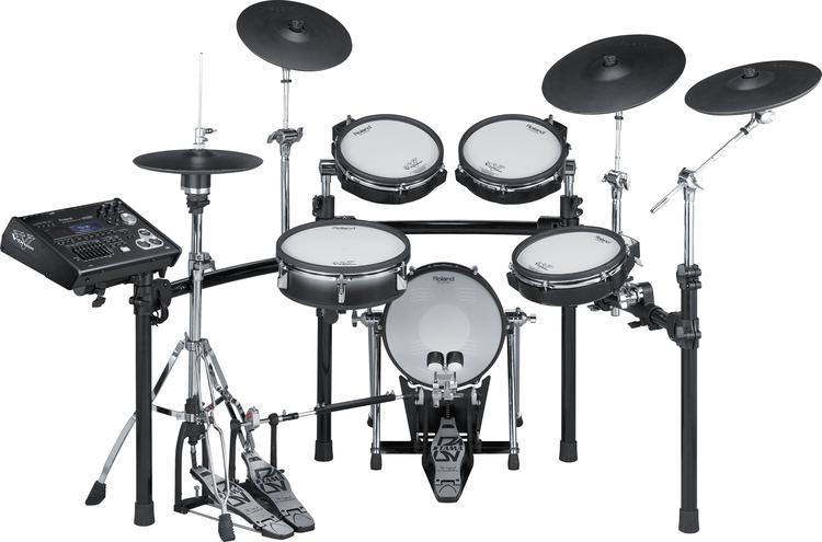 Roland TD-30K Electronic Drum Set - 5-piece image 1
