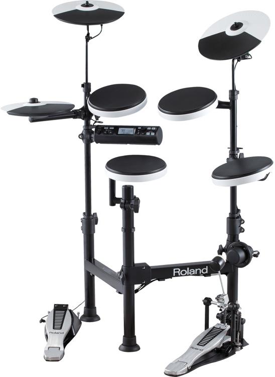 Roland V-Drums Portable TD-4KP Electronic Drum Kit image 1