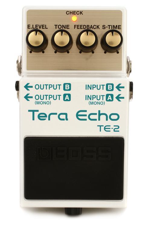 Boss TE-2 Tera Echo Pedal image 1