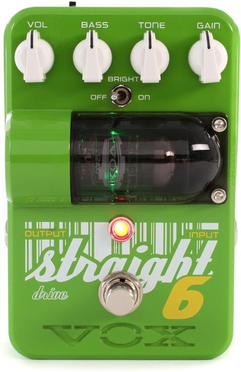 Vox TG1ST6OD Tone Garage Straight 6 Overdrive image 1