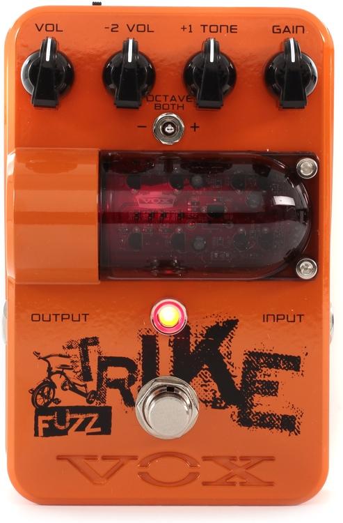 Vox TG2TRFZ Tone Garage Trike Fuzz image 1