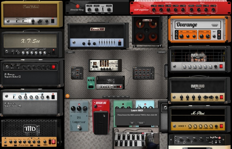 Overloud TH3 Custom Guitar Effects Suite image 1