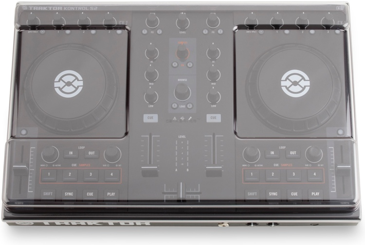 Decksaver Cover for Native Instruments Traktor Kontrol S2 image 1