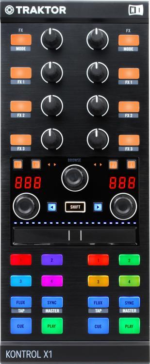 Native Instruments Traktor Kontrol X1 Mk2 image 1