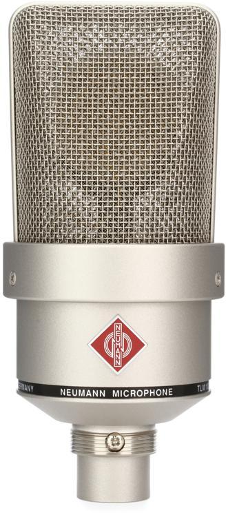 Neumann TLM 103 Large-diaphragm Condenser Microphone - Nickel image 1